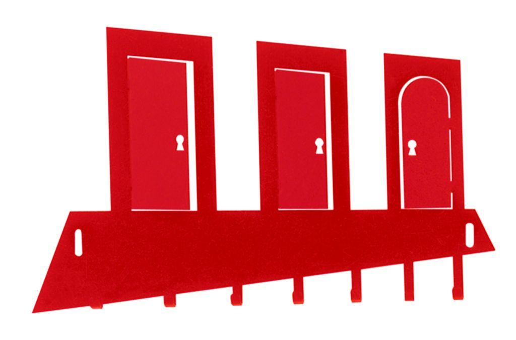 Portachiavi da parete porte arti mestieri - Portachiavi da parete design ...
