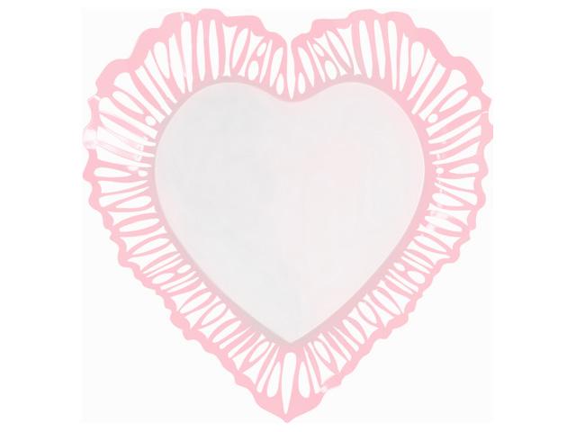 Specchio a cuore arti mestieri arsenico - Specchio a cuore ...