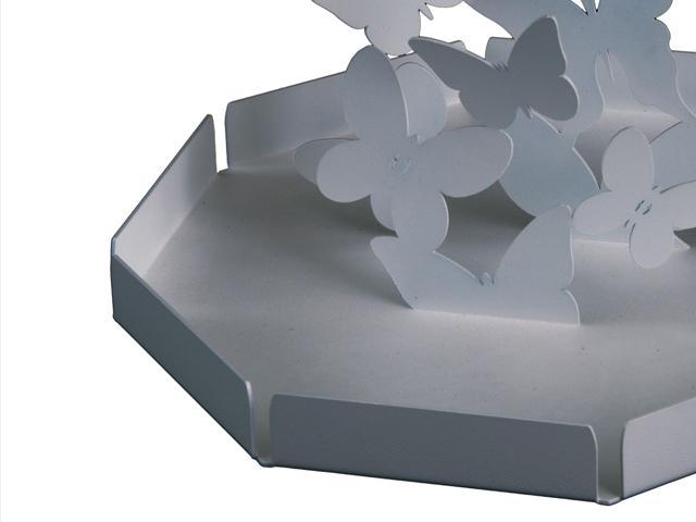 ArtieMestieri centrotavola Farfalle alluminio p thumb