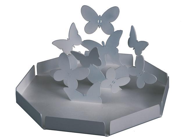 ArtieMestieri centrotavola Farfalle alluminio thumb