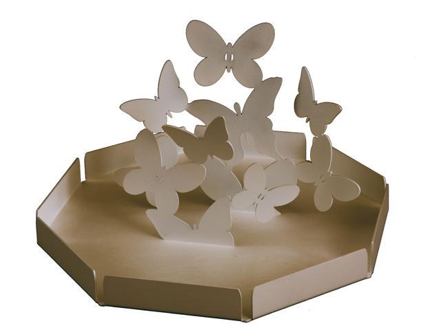 ArtieMestieri centrotavola Farfalle beige thumb