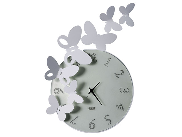 Orologio Da Parete Arti E Mestieri Butterfly Dettagli Prezzi E