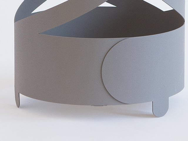 ArtieMestieri portaombrelli Optical Fango pt thumb