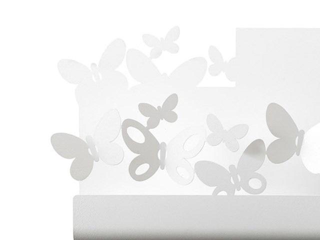 Porta Posta Arti E Mestieri.Porta Posta Da Parete Arti E Mestieri Farfalle