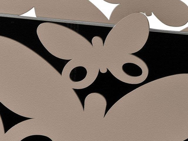 ArtieMestieri portariviste Farfalle beige p thumb