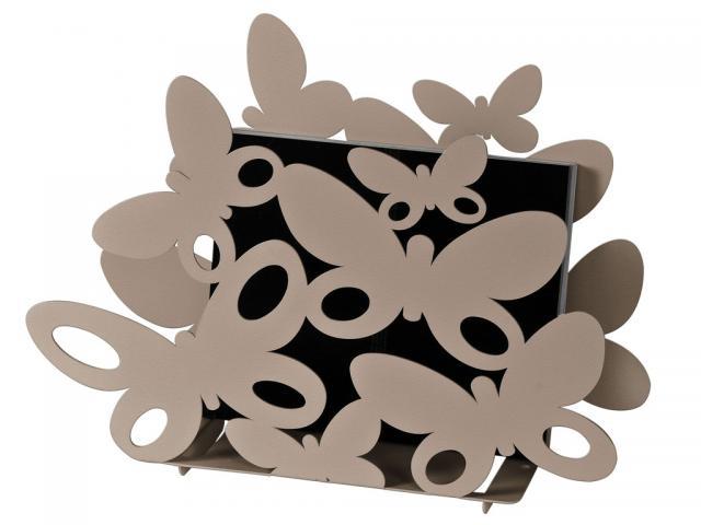 ArtieMestieri portariviste Farfalle beige thumb