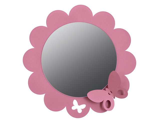 Specchio da parete arti e mestieri farfalla - Specchio arti e mestieri ...