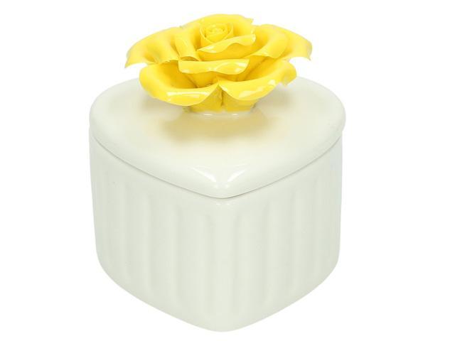Bomboniera Cuore gialla thumb