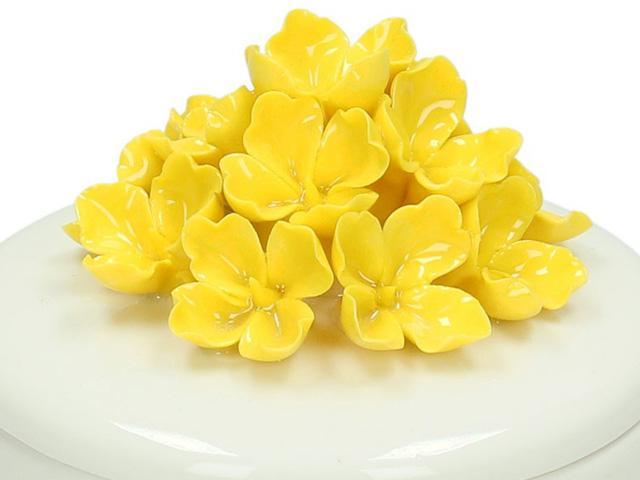 Bomboniera Fiori gialla p thumb