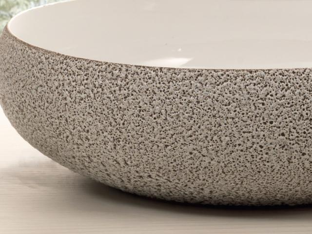 Centrotavola ceramica LOcaNera p thumb