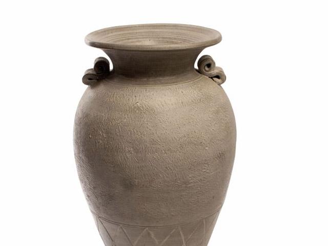 Giara anfora in ceramica casa collection tuareg for Ceramica in casa