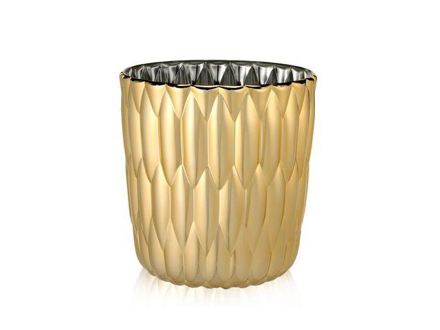 Kartell vaso Jelly oro thumb