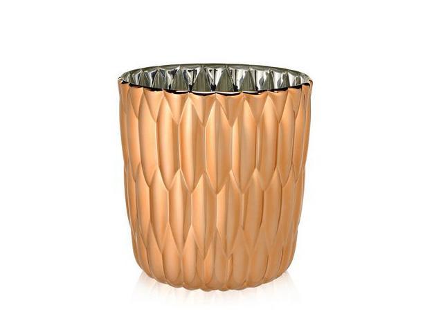 Kartell vaso Jelly rame thumb