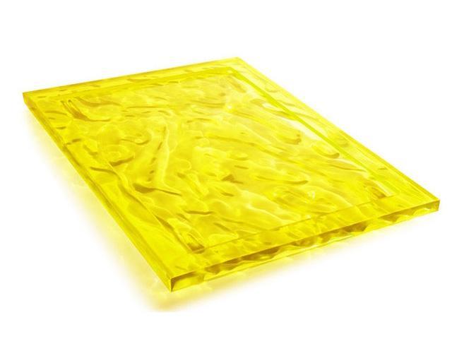 Kartell vassoio Dune giallo thumb