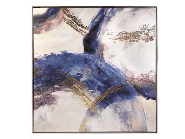 LOcaNera quadro astratto blu thumb