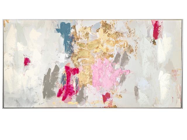 LOcaNera quadro astratto rosa thumb