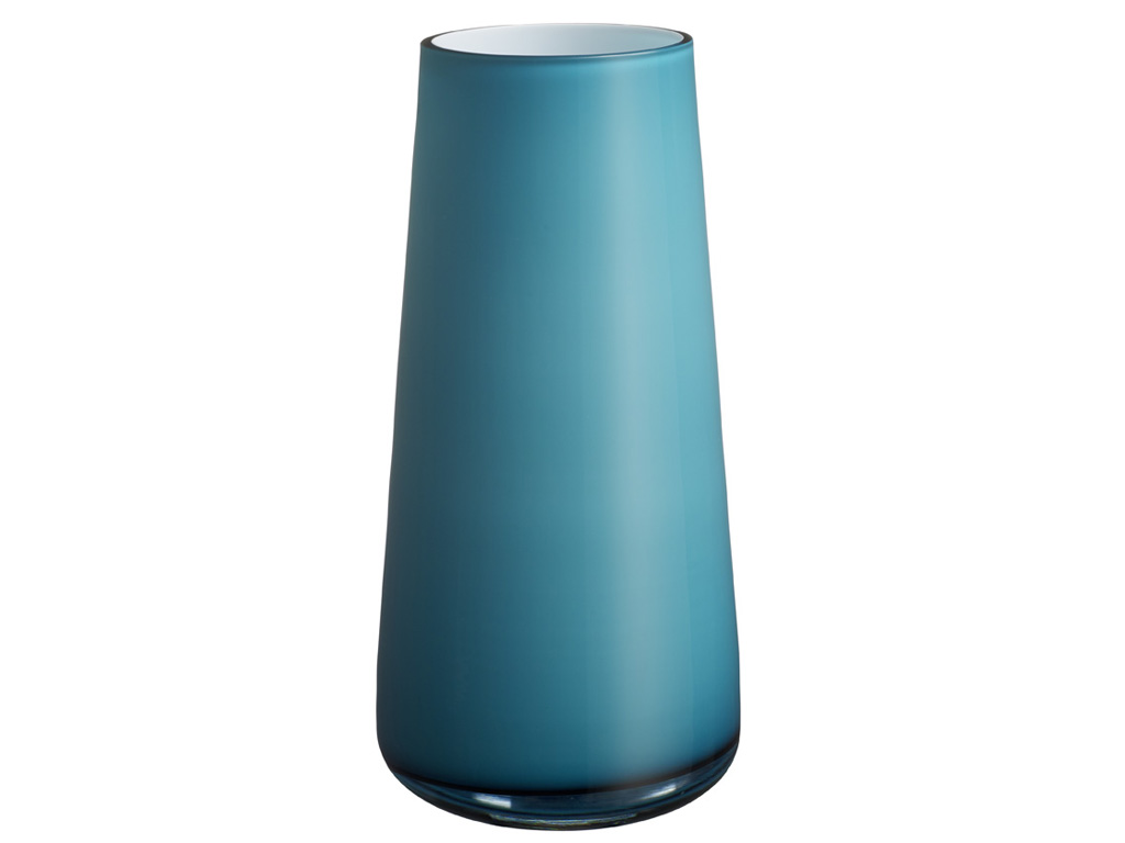Vaso in vetro soffiato villeroy boch linea numa for Vasi villeroy boch prezzi