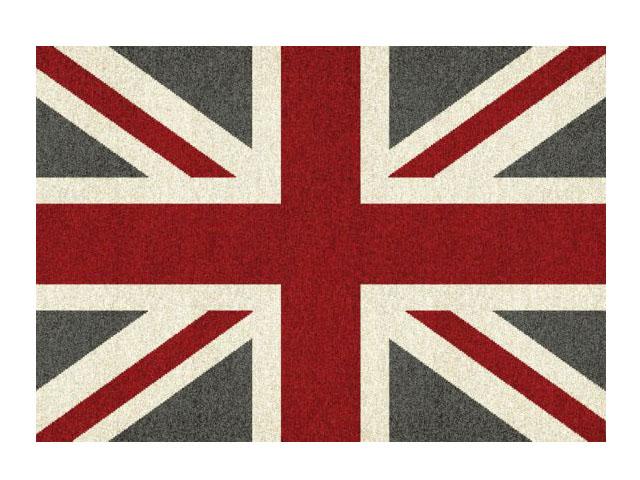 Tappeto Sitap Bandiera Inglese United Kingdom