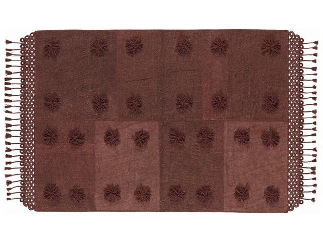 Sitap tappeto  Pompon cioccolato thumb