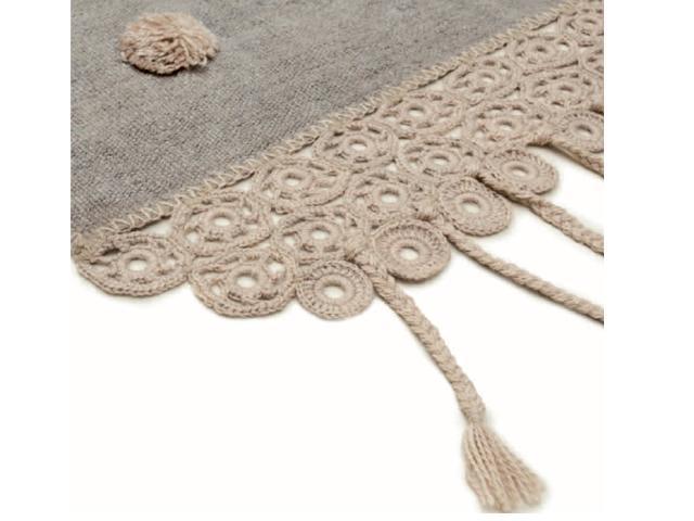 Sitap tappeto  Pompon sabbia p thumb