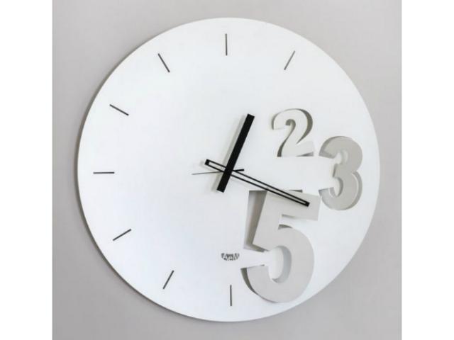 artiemestieri orologio big3D bianco thumb