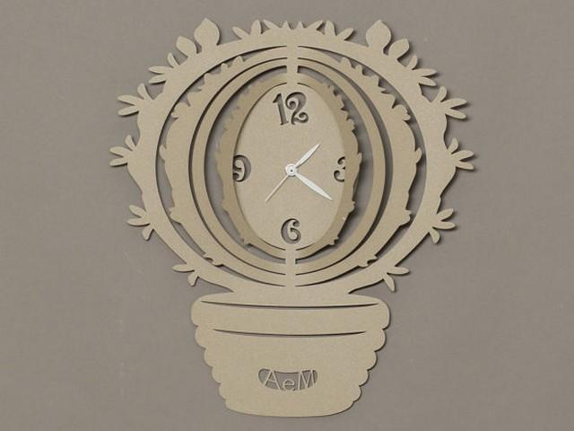 artiemestieri orologio cactus beige thumb