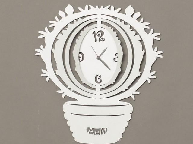 artiemestieri orologio cactus bianco thumb