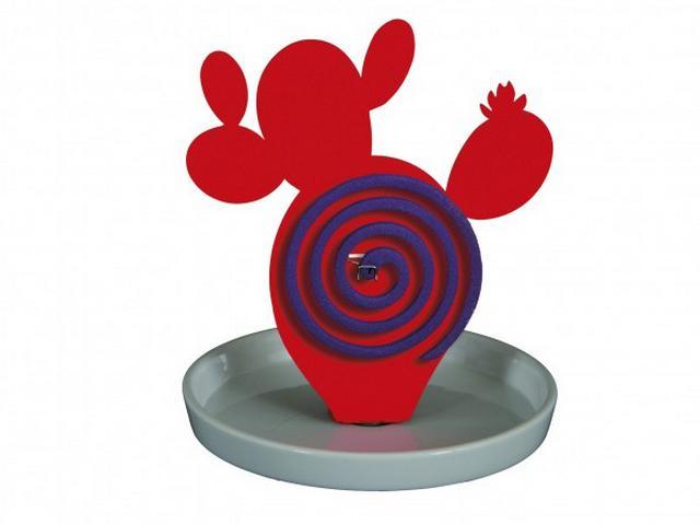 artiemestieri portazampironi cactus rosso thumb