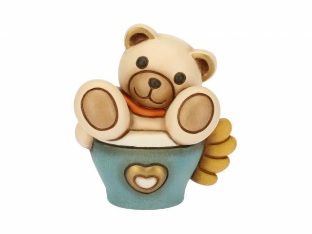 teddy tazza caffe azzurro thun thumb