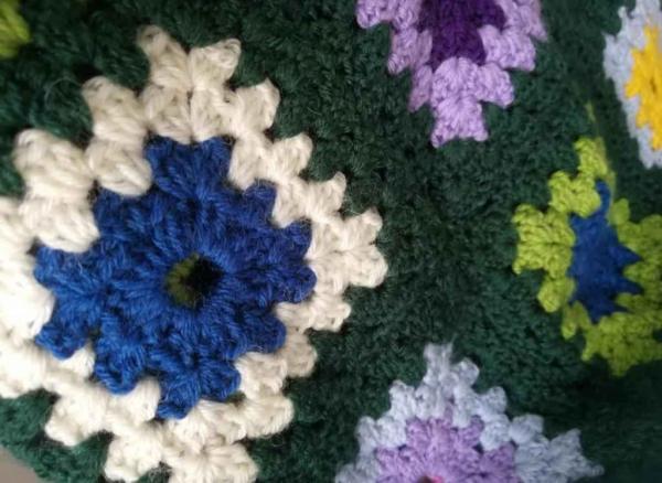 Coperta patchwork 1