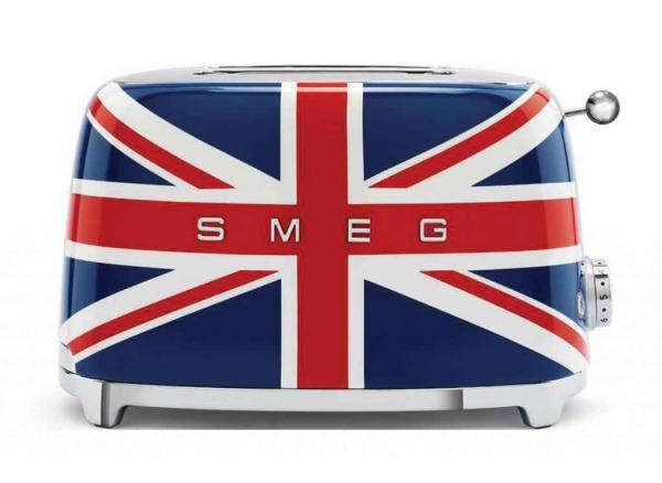 Smeg tostapane Union Jack