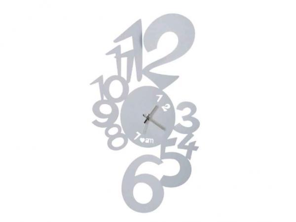 arti e mestieri orologio lupin alluminio