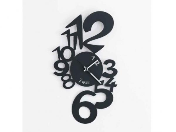arti e mestieri orologio lupin nero
