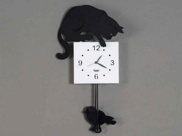 arti e mestieri orologio hunter kat nero