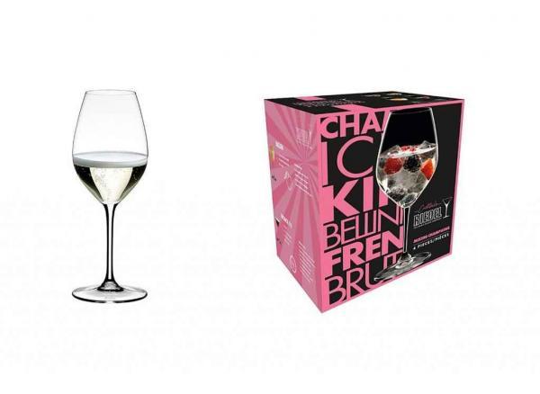 Riedel calici degustazione champagne